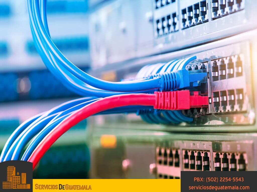 Instalación - Cable Estructurado - Implementación - Servicios de Guatemala