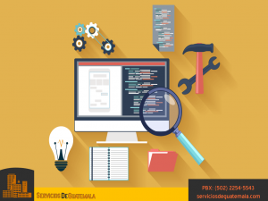 Soporte IT - Mantenimiento Correctivo - Mantenimiento de Computadoras - Instalación - Implementación - Servicios de Guatemala
